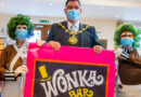 Willy Wonka themed Easter at Hunters Down